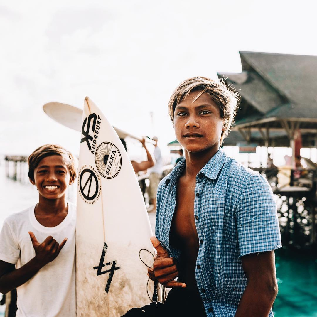 Siargao Island Surf Instructors Philippines