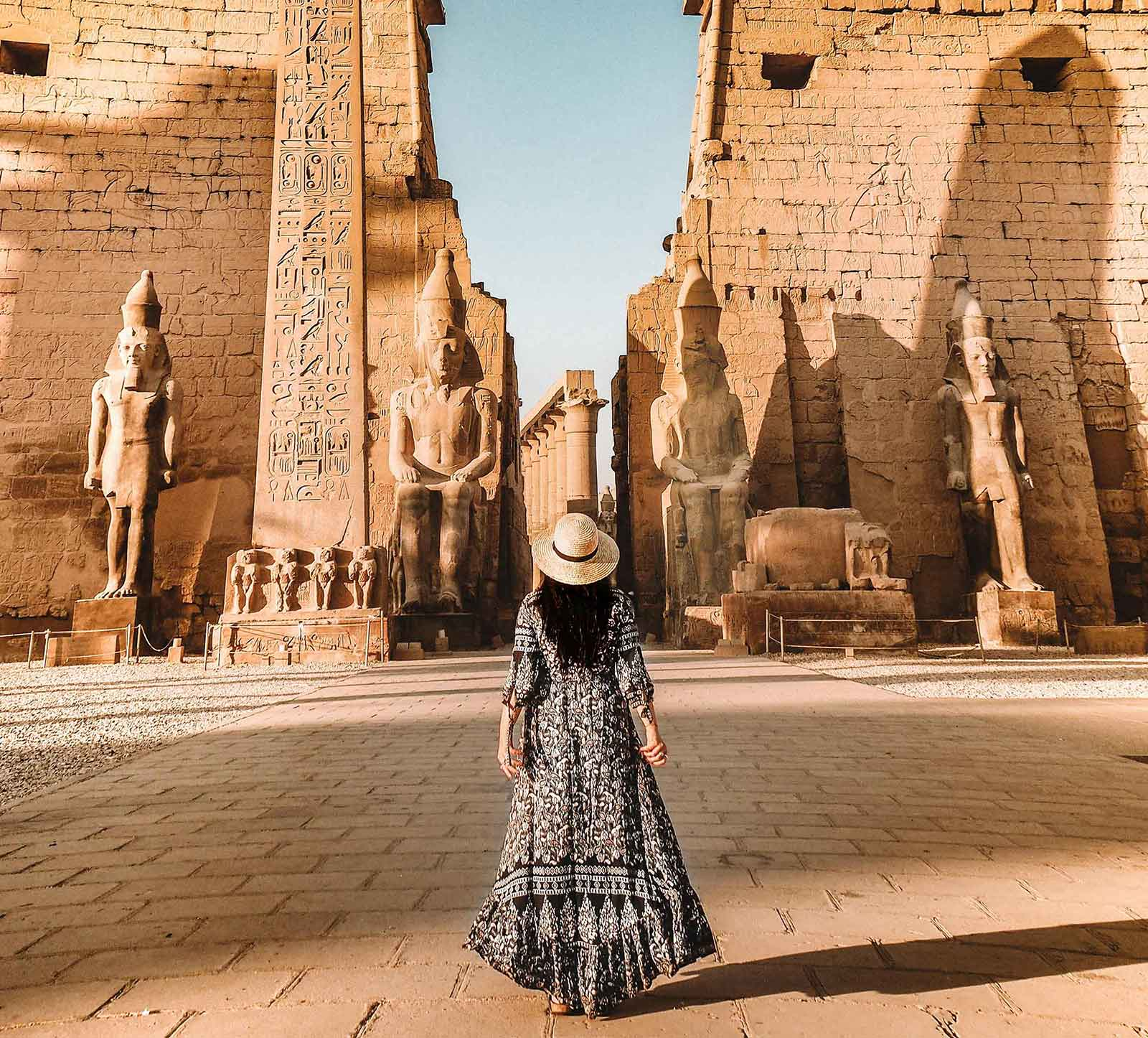 Egypt Solo Female Travel Magnificent World