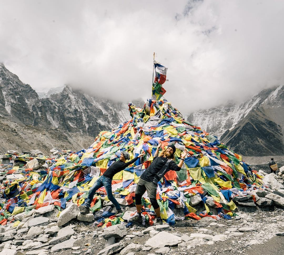 The Ultimate Experience at Mount Everest Base Camp Trek