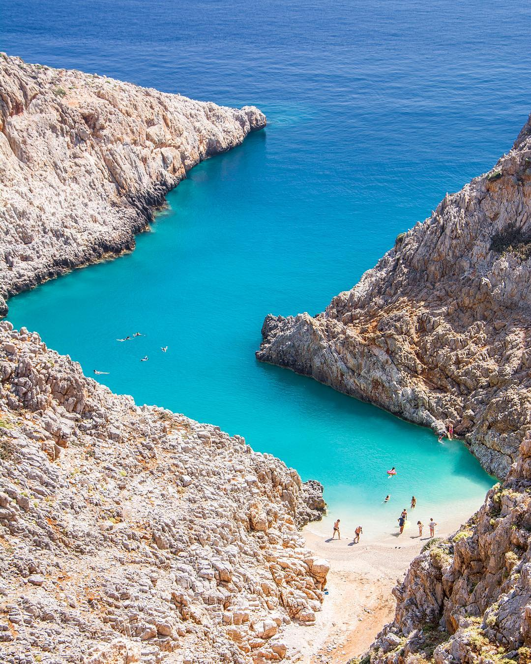 Crete Beach Travel Guide Greece