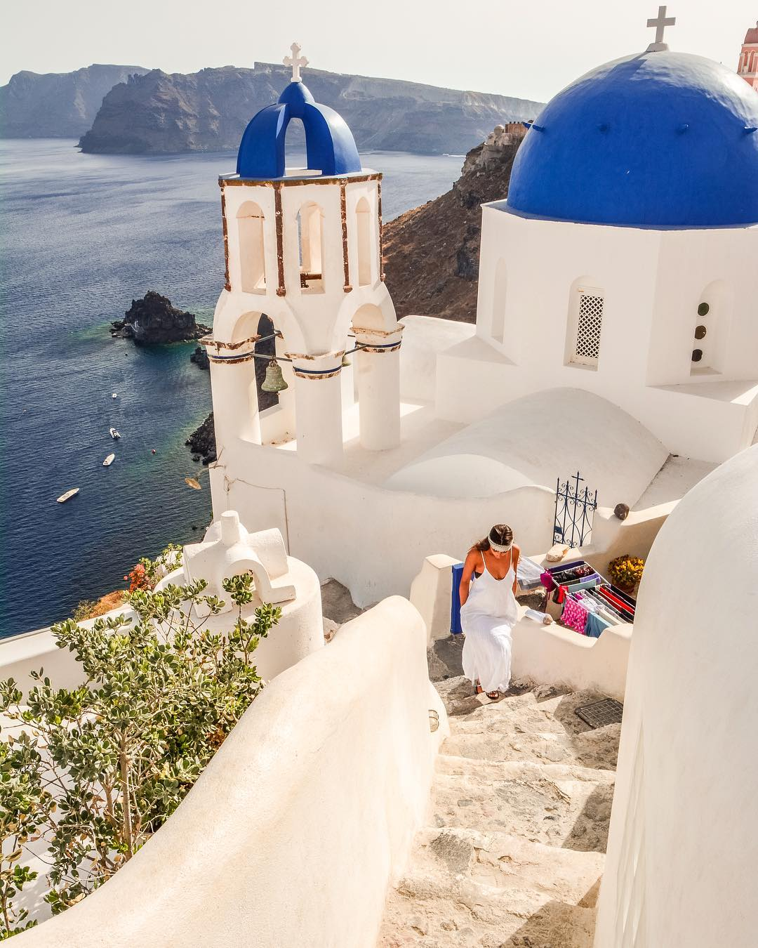 Santorini Travel Guide Greece