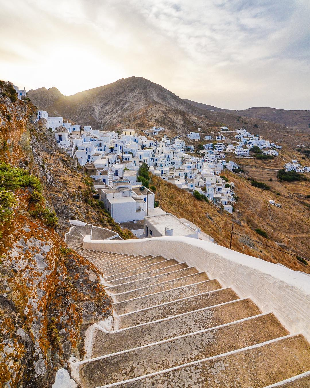 Serifos Travel Guide Greece Summer