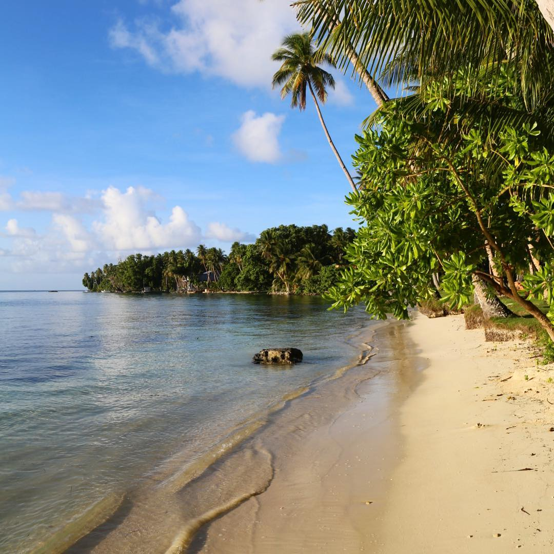 Visit Every Country Micronesia