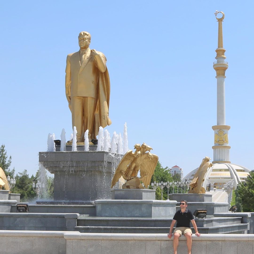Visit Every Country Turkmenistan