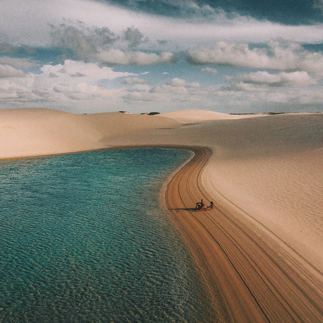 Best Destinations Brazil Lencois Maranhenses