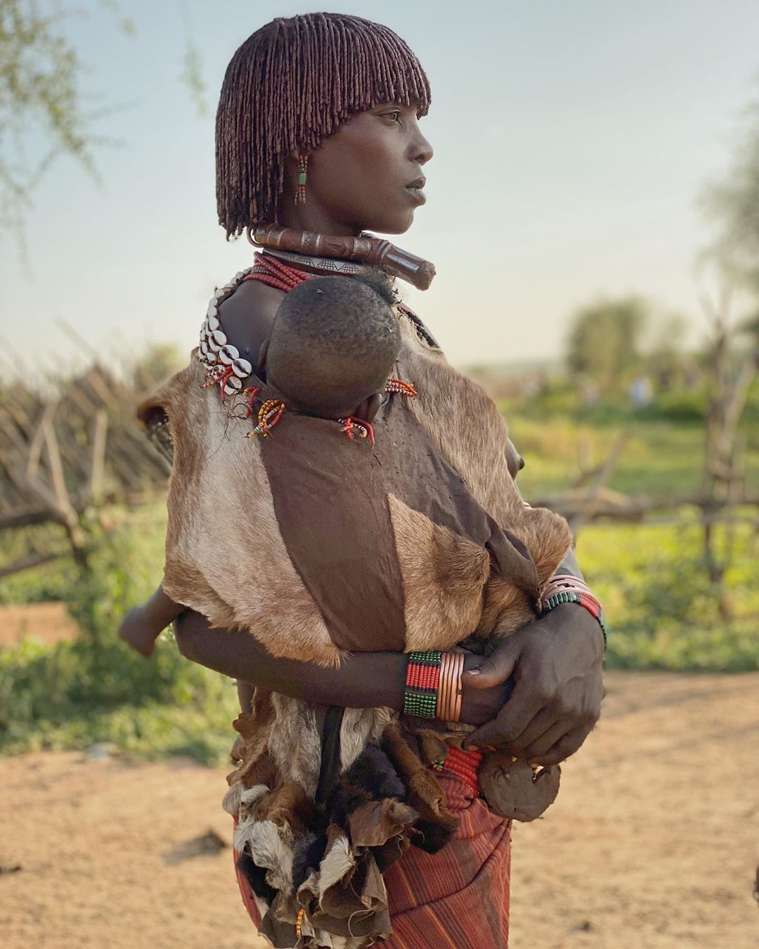 Ethiopia Travel Guide - Mother and Baby