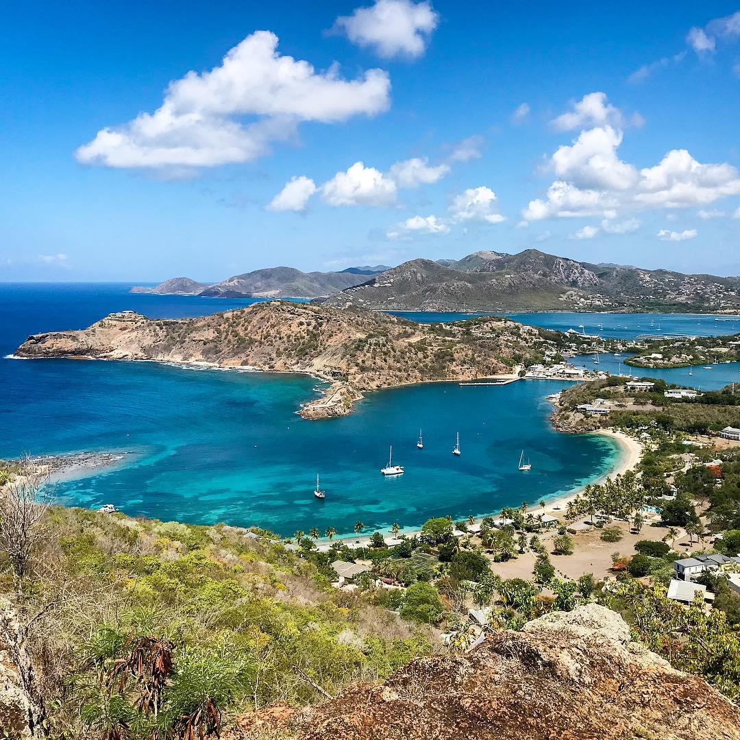 Caribbean First Time Visitors - Antigua