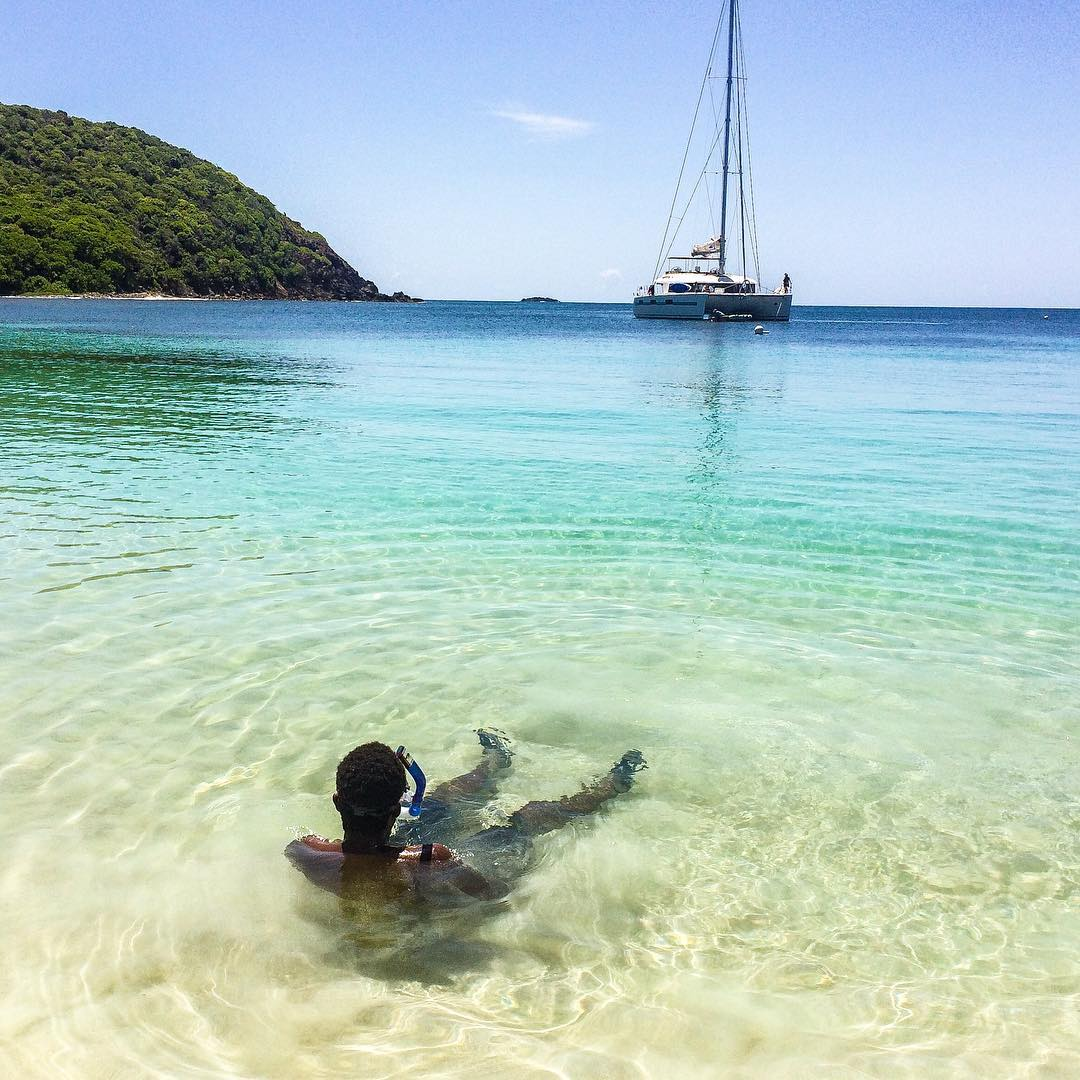 Caribbean First Time Visitors - Grenadines