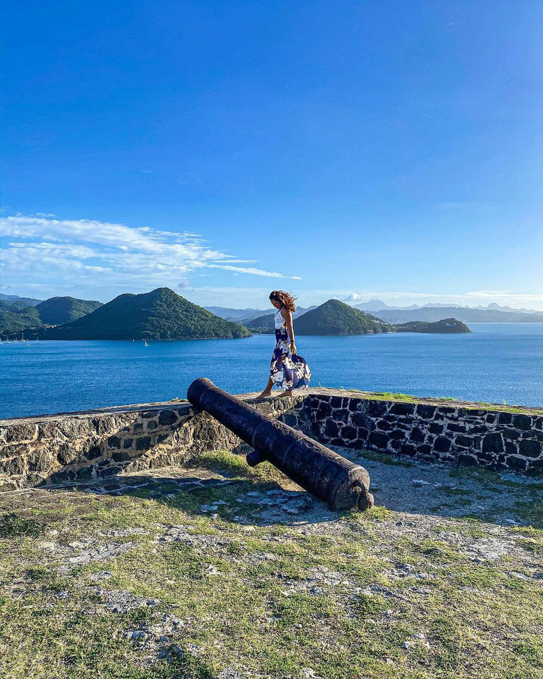 Caribbean First Time Visitors - Pigeon Island National Park