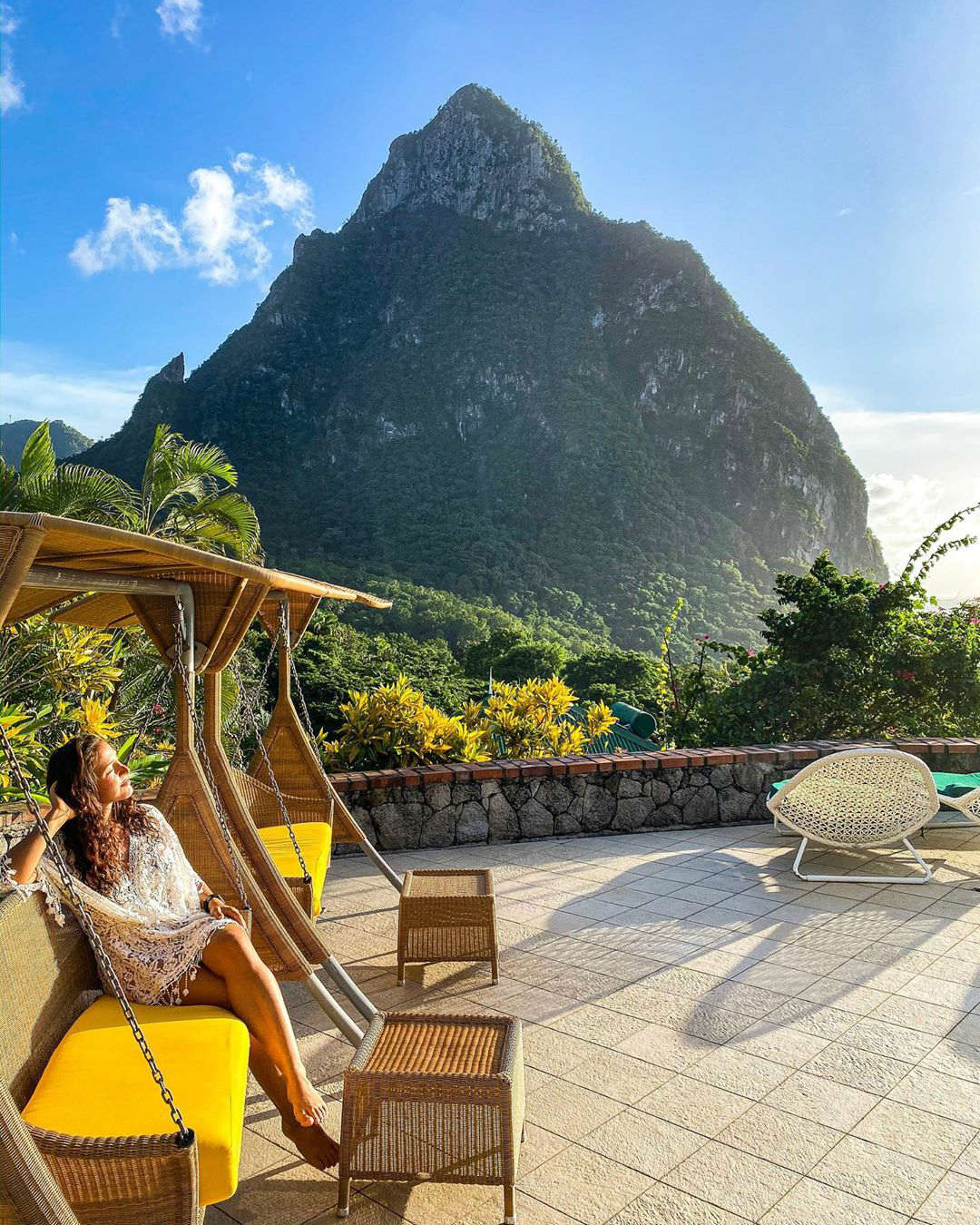 Caribbean First Time Visitors - St Lucia