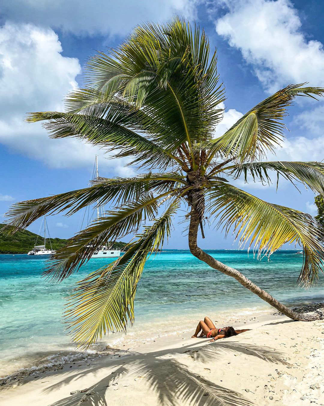 Caribbean First Time Visitors - Tobago Cays