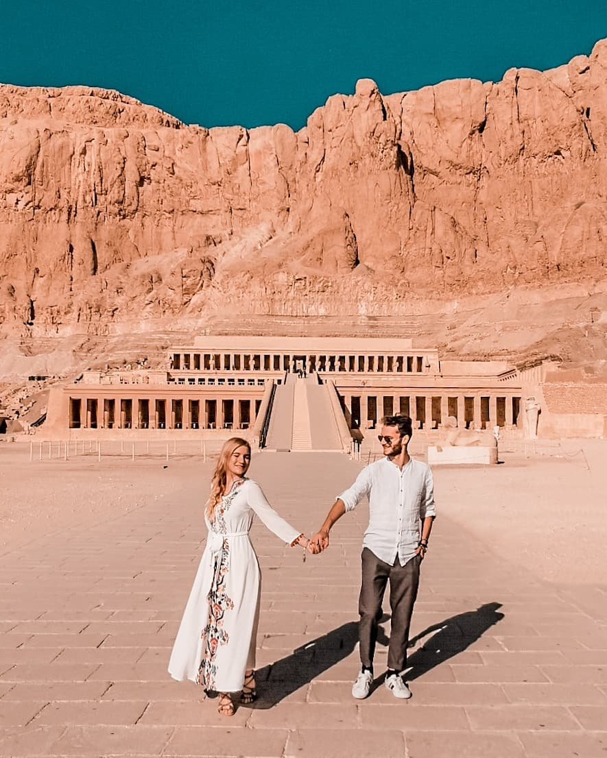 Couples Guide to Egypt