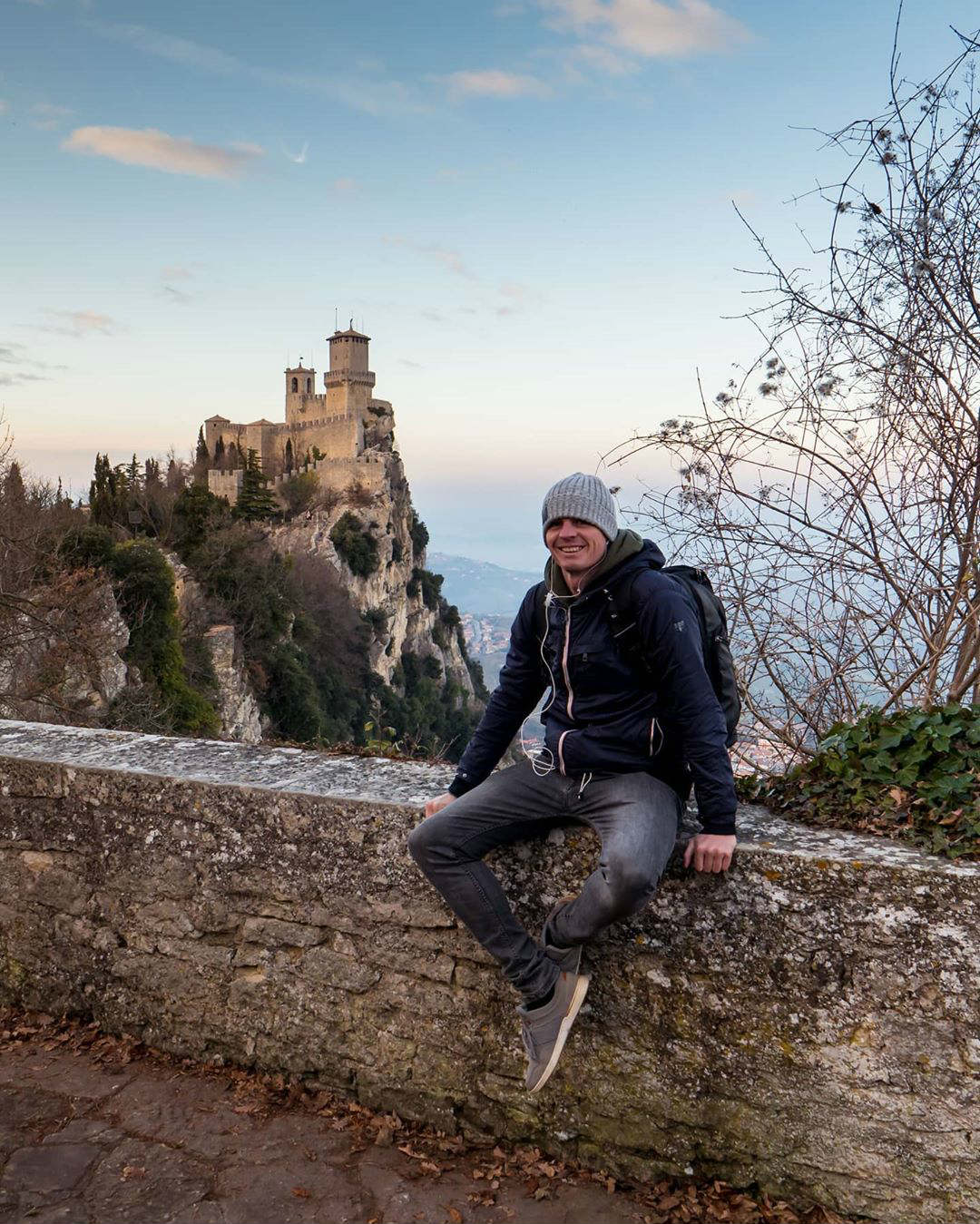 How to Travel the World Full Time - San Marino