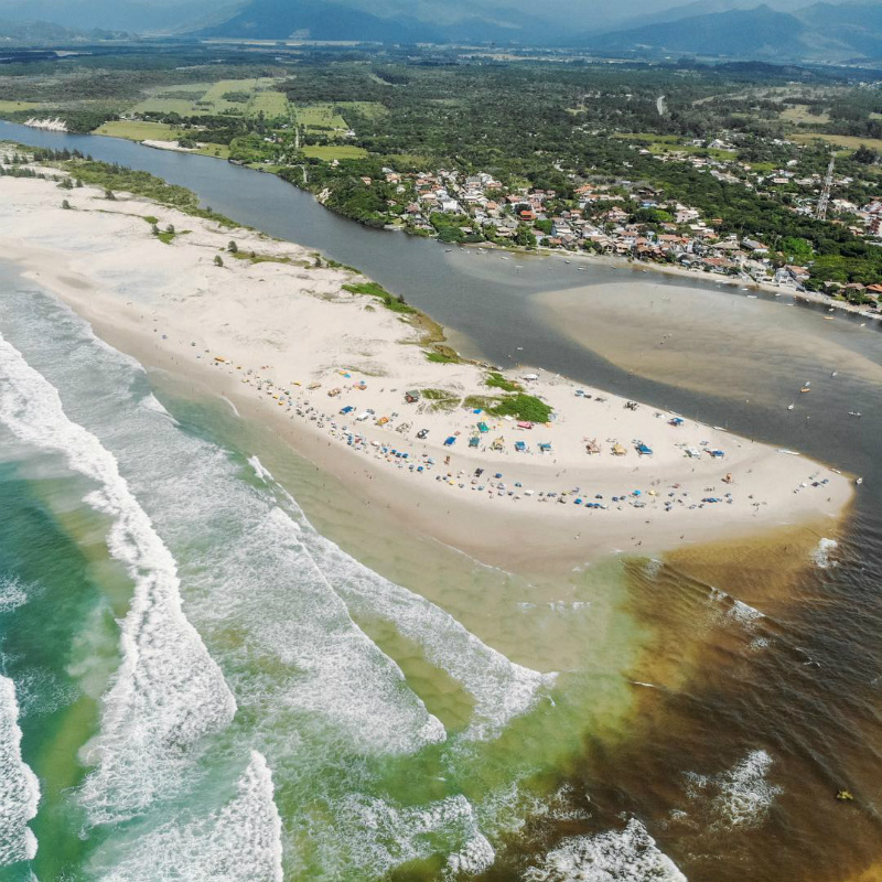 Beautiful Beaches in Brazil