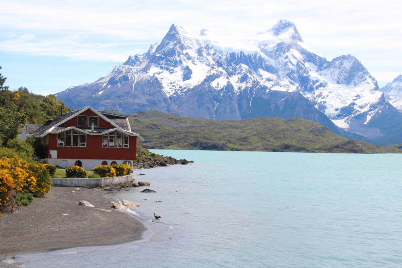 North and South Chile