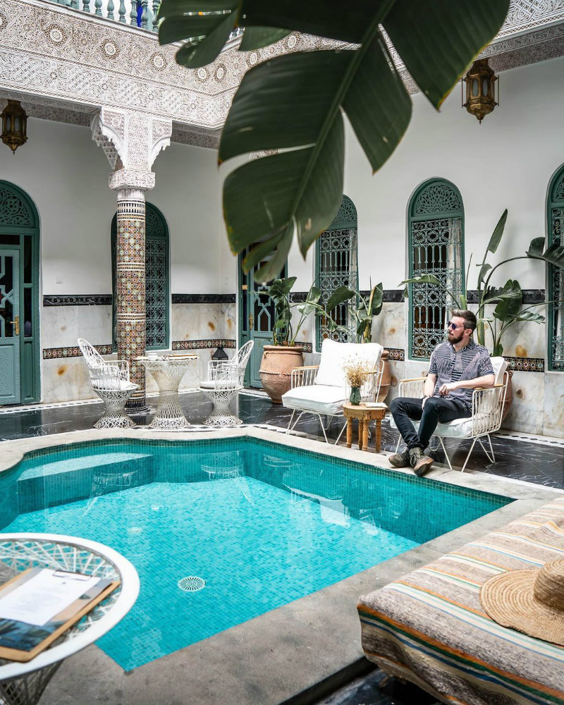 Seven Days in Morocco