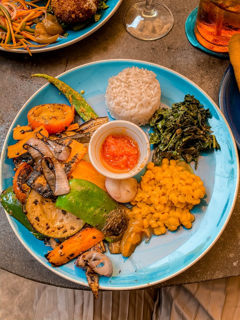 Stone Town Food