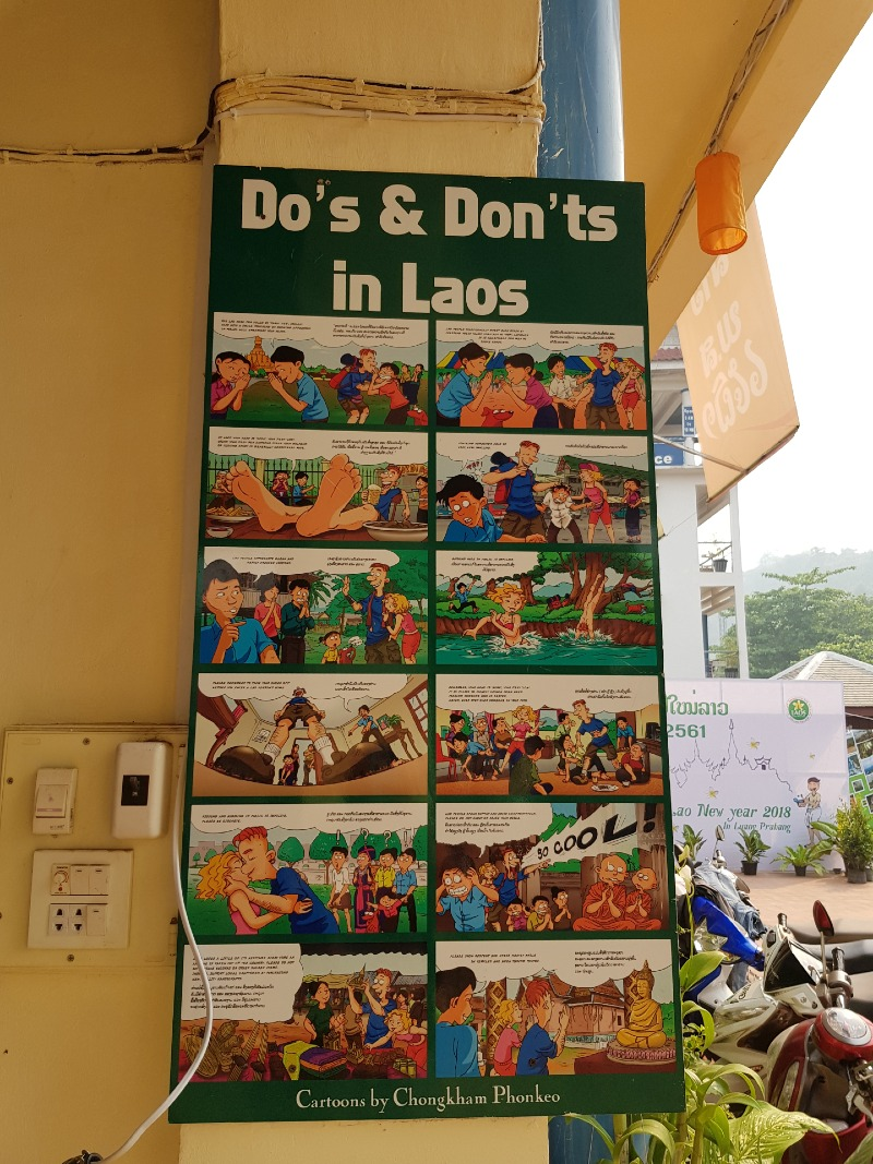 Do's & Dont's in Laos
