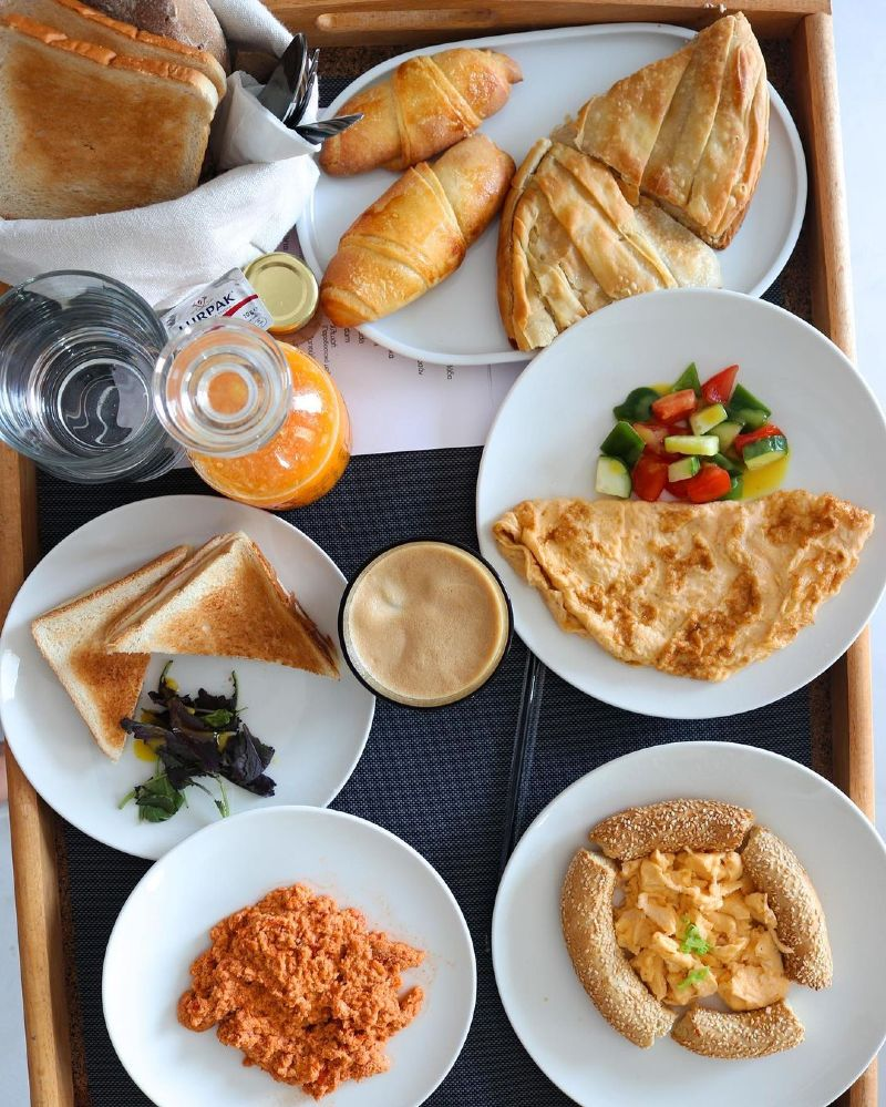Food at Chrysalis Boutique Hotel