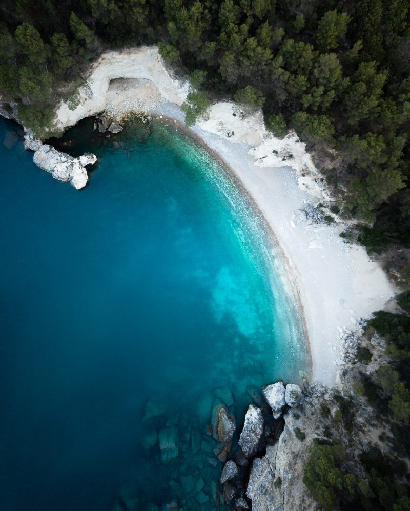 Beaches of Southern Italy